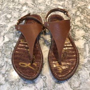 Sam Edelman Greta Thong Sandal Size 6